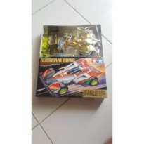 (Limited) Tamiya Hurricane Sonic Limited Special Gold Plate Version