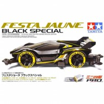 PROMO Tamiya Festa Jaune Black Special (MA Chassis) 95361