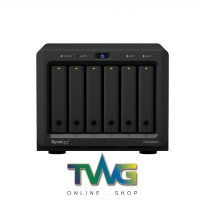 Synology DS620slim NAS 6-BAY - GARANSI 100% ORIGINAL