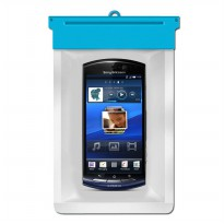 Zoe Waterproof Bag Case For Sony Ericsson Xperia mini pro