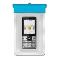 Zoe Waterproof Bag Case For Sony Ericsson W760