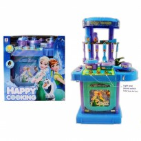 MAINAN ANAK KITCHEN SET FROZEN BP