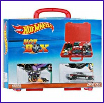 Hot Wheels Hot box - Hot Carry Case Hot Wheels - Koper Hot Wheels