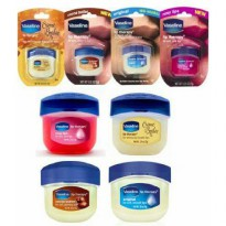 [ROSE LIPS] VASELINE LIP THERAPY MINI