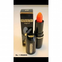NATURACTOR MAGICAL LIP MAKEUP MAKE UP PERONA PEMERAH BIBIR LIPSTIK LIPSTIC BEST SELLER - NO 1.ORANGE