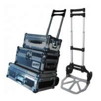 Multifunction Folded Trolley