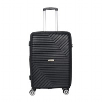 Travel time  Hardcase  HY818 - 24 inch Black
