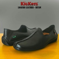 sepatu slip on kickers akai loafers