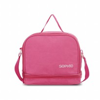 Sophie Paris Tas Wanita Lunch Bag Magenta-N899M