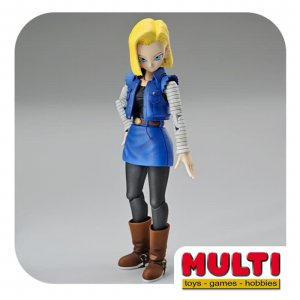 FIGURE-RISE STANDARD DRAGON BALL ANDROID #18