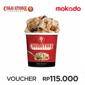 Cold Stone : Mine Ice Cream 16 oz