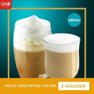 Excelso - Value Voucher 100.000