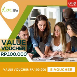 SSC - Value Voucher 100K