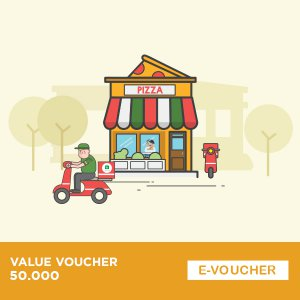 Grab Food - Voucher 50.000 Batch 2