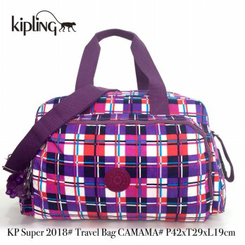 Tas Travel Kipling Travel Bag Camama 2018 -9