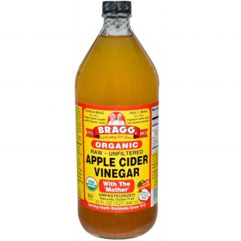 BRAGG Organic Apple Cider Vinegar 946 ml