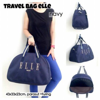 Tas Travel Elle Polos Besar Travel Sport bag