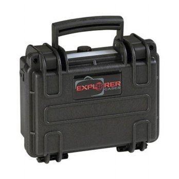 Explorer 1908B Hard Case Black Small