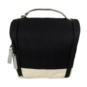 SDV MR-502 Canvas Tas Kamera Mirorrless - Hitam | MR502
