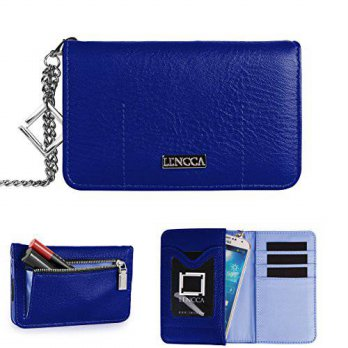 [holiczone] Lencca Kymira Wristlet Wallet Clutch For Apple iPhone 6 4.7-inch Retina Displa/93862