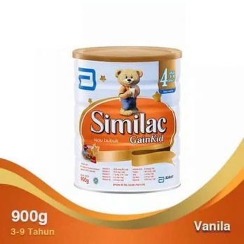 Similac Gain Kid Tahap 4 850gr 3-9thn - Similac Tahap 4