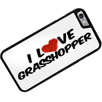 [holiczone] NEONBLOND Case for iPhone 6 Plus I Love Grasshopper Cocktail - Neonblond/97823