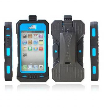 [holiczone] G-TOP TOPG Guarder Series Hybrid Case & Holster for iPhone 5 & 5S Defender Cas/99296