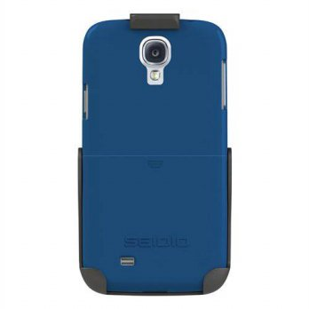 [holiczone] Seidio BD2-HR3SSGS4-RB SURFACE Case and Holster Combo for Samsung Galaxy S4 - /108655