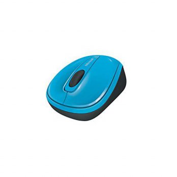 [holiczone] Microsoft 3500 Wireless Mobile Mouse, Cyan Blue (GMF-00273)/297681
