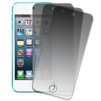 [holiczone] MPERO iPod Touch 5th Gen Screen Protector Cover, Mpero 3 Pack of Matte Anti-Gl/315312