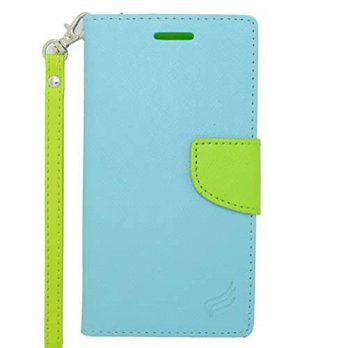 [holiczone] Eagle Cell Alcatel OneTouch Fierce 2 7040T/Pop Icon A564C Flip Wallet PU Leath/317887