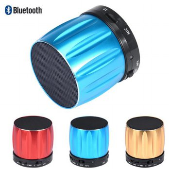 Portable Wireless Bluetooth Speaker Stereo LED Super Bass Speaker