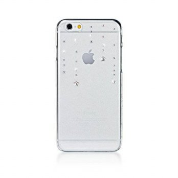 [holiczone] Bling-My-Thing Bling My Thing Clear Case in Wish Design with Swarovski Element/319492