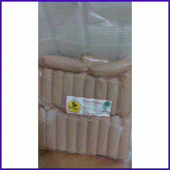 SOSIS CHICKEN BREAKFAST MALEO 1Kg