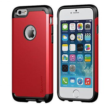 [holiczone] Luvvitt iPhone 6s Plus Case, LUVVITT [Ultra Armor] Shock Absorbing Case Best H/232252