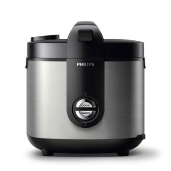 Banting Harga Philips Rice Cooker HD 3128 HD3128 - 2 liter- Stainles Fk3221