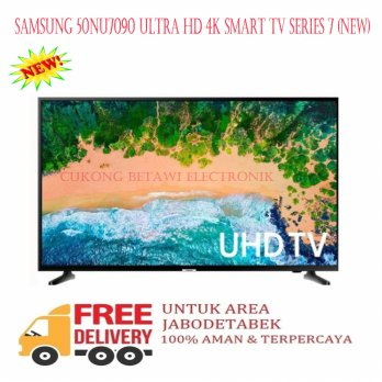 SAMSUNG 50NU7090 ULTRA HD 4K SMART TV SERIES 7 NEW-RESMI