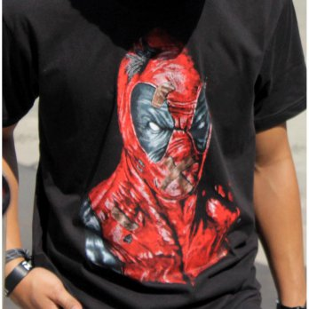 Kaos Dead Pool Limited Design