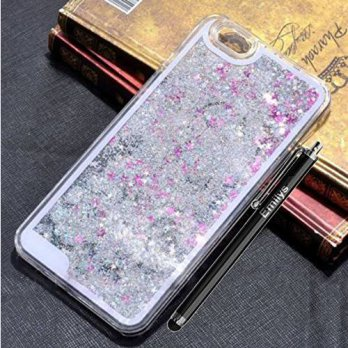[holiczone] 6/6S 4.7 Case,Emilys iphone 6/6S 4.7,Emilys fashion style New Glitter Stars Bl/256118