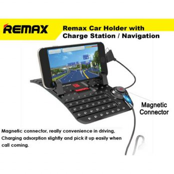 Remax Mobile Car Holder Navigation Fast Charging