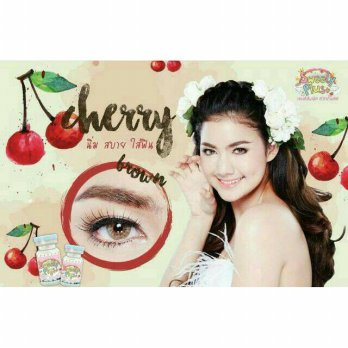 SOFTLENS CHERRY / SOFT LENS CHERY BY SWEETY PLUS KOREA