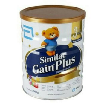SIMILAC GAIN PLUS TAHAP 3 400 gr