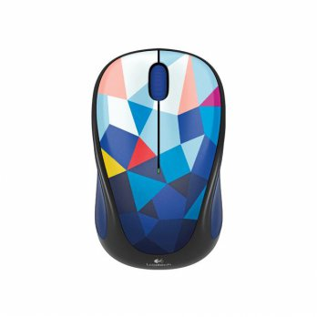 Logitech Wireless Mouse M238 Blue Facet