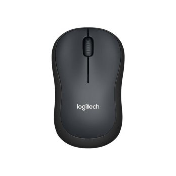 Mouse Wireless Logitech M221 Silent Wireless Mouse Black