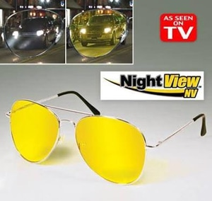 Night View Glasses / Kacamata anti silau