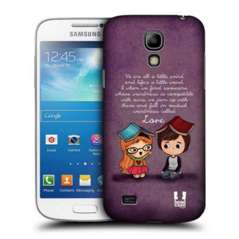 [holiczone] Head Case Designs Weirdness Cute Emo Love Protective Snap-on Hard Back Case Co/180460