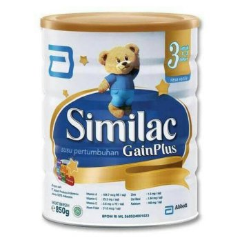 SIMILAC GAIN plus 3 850 gr