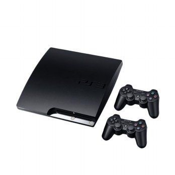 Weekend Deal - SONY Ps3 Slim Game Console [HDD 320 GB/2 Stick Warlles]