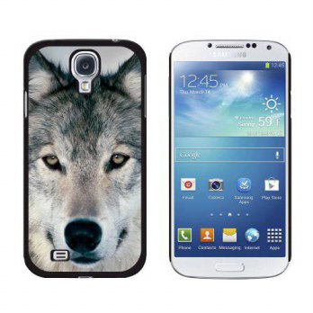 [holiczone] Graphics and More Wolf Snap-On Hard Protective Case for Samsung Galaxy S4 - No/85718