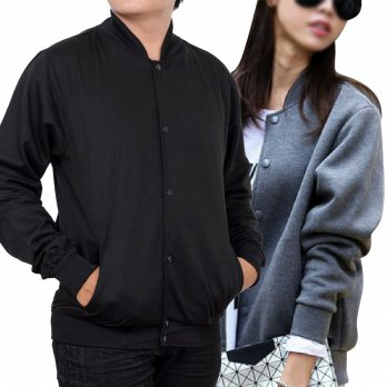 KOREAN STYLE UNISEX VARSITY JACKET UK STANDART★COTTON FLEECE★GOOD QUALITY★JACKETS★